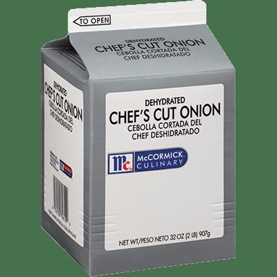 McCormick® Culinary® Onion, Chef's Cut