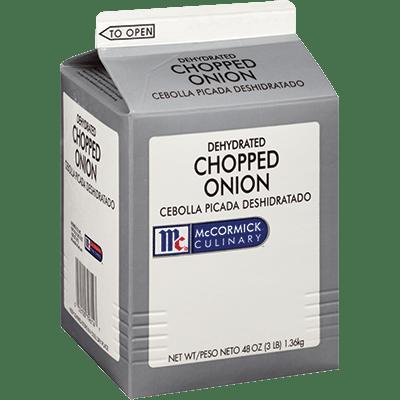 McCormick® Culinary® Onion, Chopped