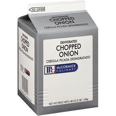McCormick® Culinary® Onion, Chopped
