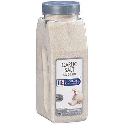 McCormick® Culinary® Garlic Salt