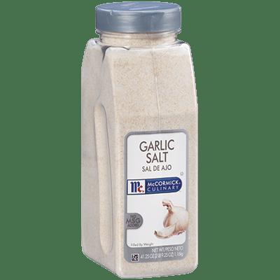 McCormick® Culinary® Garlic Salt
