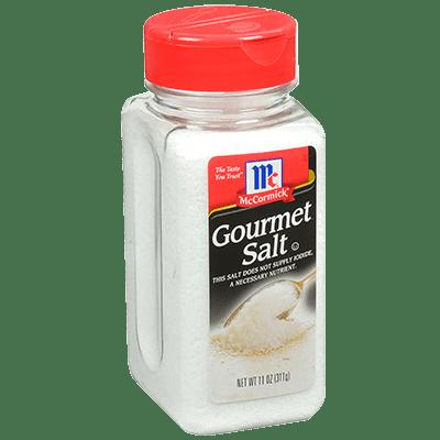 McCormick Culinary Gourmet Salt