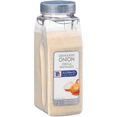 McCormick Culinary Onion Granulated