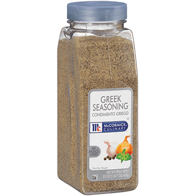 McCormick® Culinary® Greek Seasoning