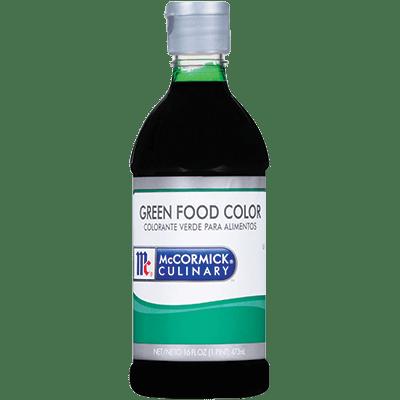 McCormick Culinary Green Food Color