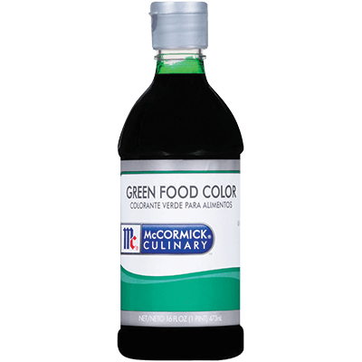 McCormick® Culinary® Green Food Color