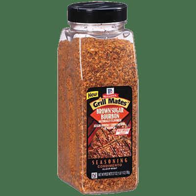 Grill Mates Brown Sugar Bourbon Seasoning