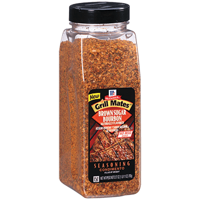 Grill Mates®  Brown Sugar Bourbon Seasoning