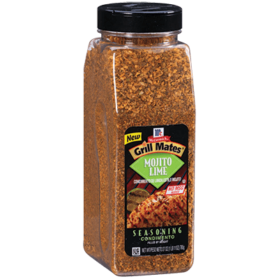 Grill Mates Mojito Lime Seasoning