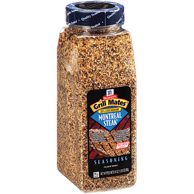 Grill Mates®  Montreal Steak® Seasoning, Reduced Sodium