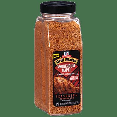Grill Mates Smokehouse Maple Seasoning