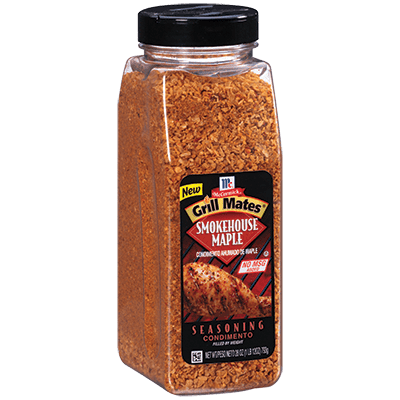 Grill Mates®  Smokehouse Maple Seasoning