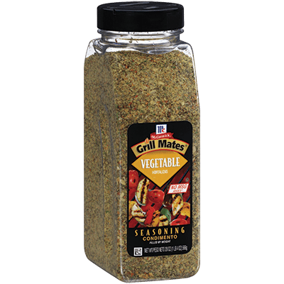 Grill Mates Vegetable Seasoning