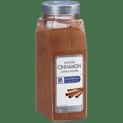 McCormick® Culinary® Cinnamon, Ground