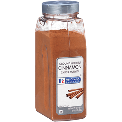 McCormick® Culinary® Cinnamon, Ground Korintji