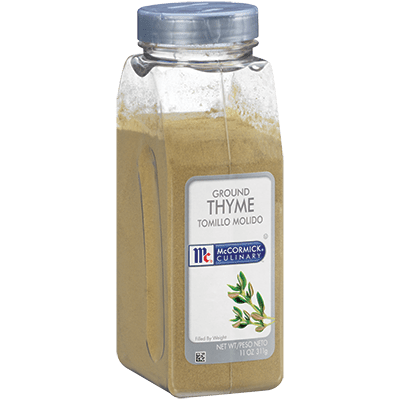 McCormick® Culinary® Thyme, Ground