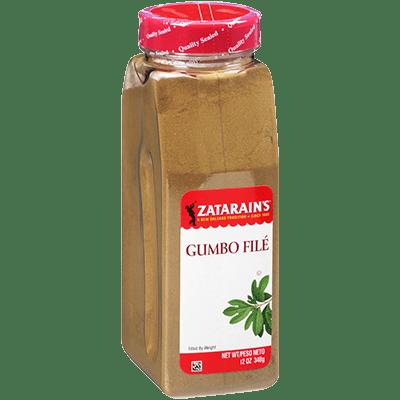 Zatarains Gumbo File