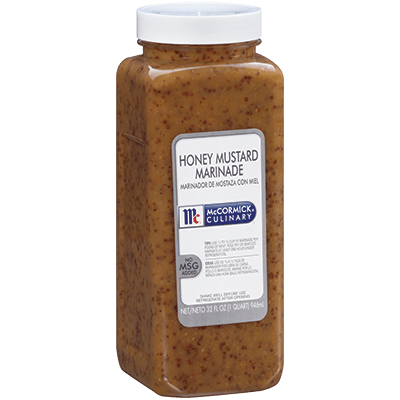 McCormick® Culinary® Honey Mustard Marinade