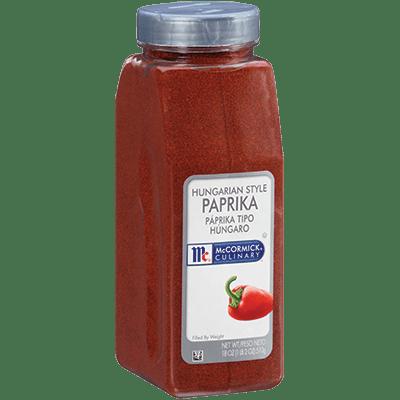 McCormick Culinary Paprika Hungarian Style