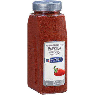 McCormick® Culinary® Paprika, Hungarian Style