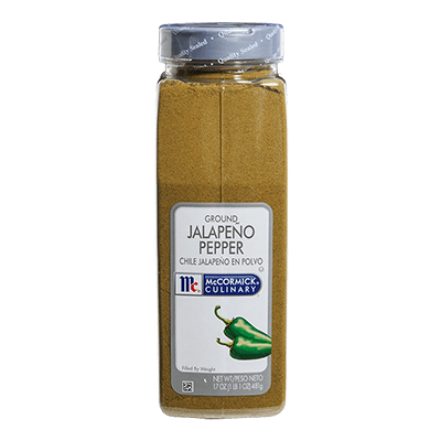McCormick® Culinary® Jalapeno Pepper, Ground