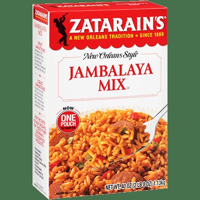 Zatarains Jambalaya Mix