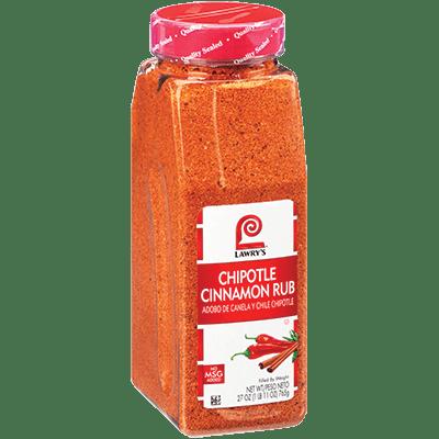 Lawry's Chipotle Cinnamon Rub