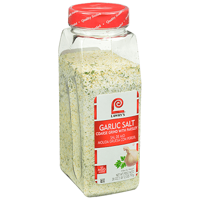 Lawry's®Garlic Salt, Coarse Grind with Parsley