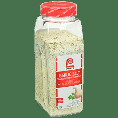 Lawry's®Garlic Salt, Coarse Grind with Parsley