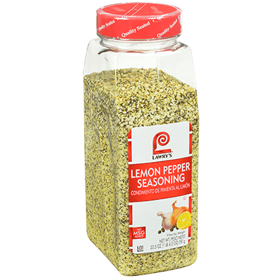 Lawry's Lemon Pepper Seasoning