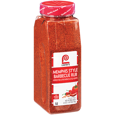 Lawry's®Memphis Barbecue Rub