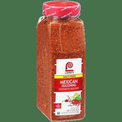 Lawry's Mexican Seasoning Salt Free