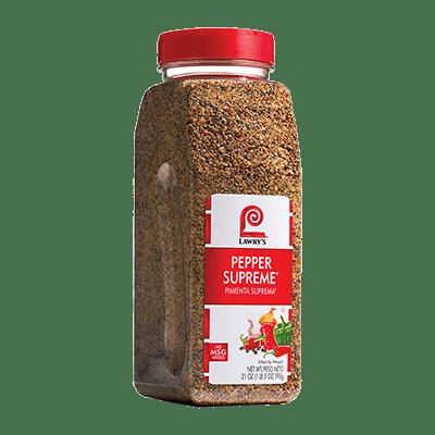 Lawry's Pepper Supreme
