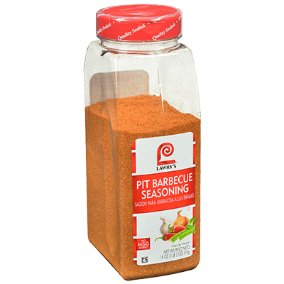 Lawry's®Pit Barbecue Seasoning
