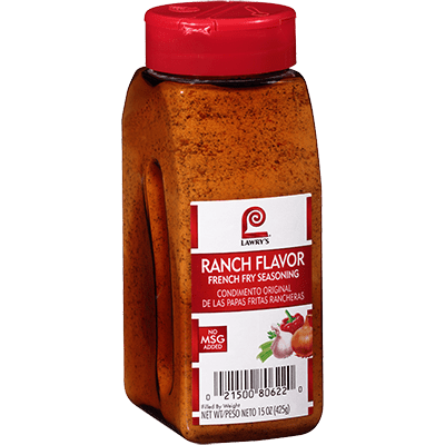 Lawry's®Ranch French Fry Seasoning