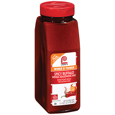 Lawry's®Spicy Buffalo Wings Seasonings Mix