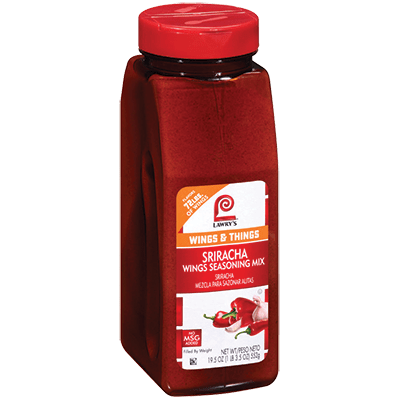 Lawry's Sriracha Wings Seasoning Mix