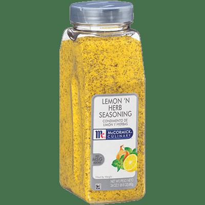 McCormick Culinary Lemon N Herb Seasoning