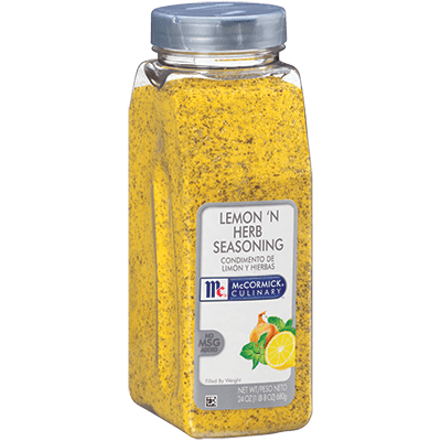 McCormick® Culinary® Lemon 'N Herb Seasoning