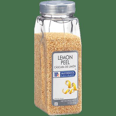 McCormick Culinary Lemon Peel