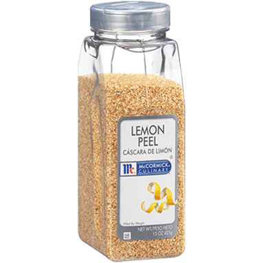 McCormick® Culinary® Lemon Peel
