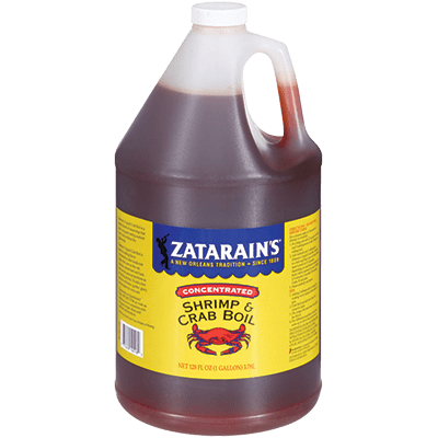Zatarains® Liquid Shrimp & Crab Boil
