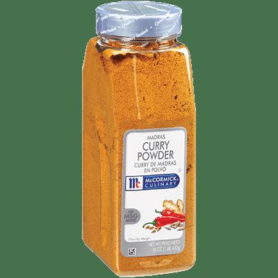 McCormick Culinary Curry Powder Madras