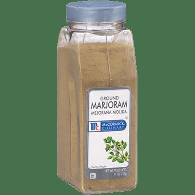 McCormick® Culinary® Marjoram, Ground
