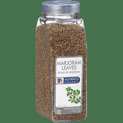 McCormick® Culinary® Marjoram Leaves