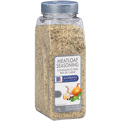 McCormick® Culinary® Meatloaf Seasoning