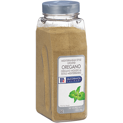McCormick® Culinary® Oregano, Ground Mediterranean Style