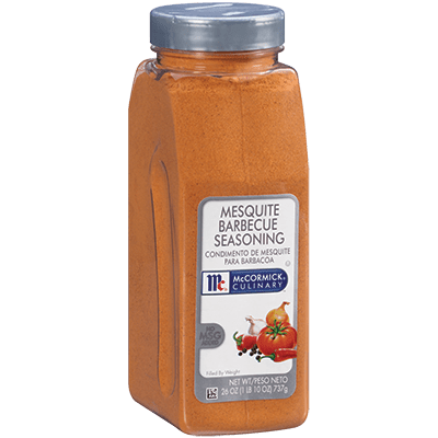 McCormick® Culinary® Mesquite Barbecue Seasoning