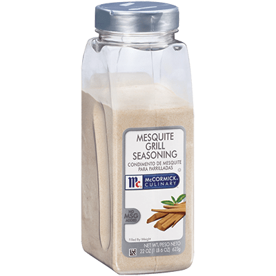 McCormick Culinary Mesquite Grill Seasoning