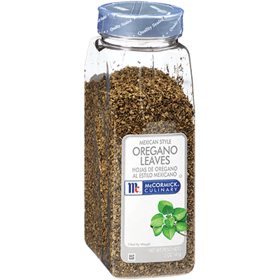 McCormick® Culinary® Oregano Leaves, Mexican Style